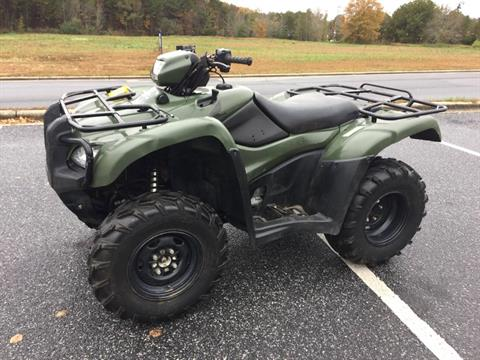 2013 Honda FourTrax® Foreman® 4x4 ES with EPS in Hickory, North Carolina