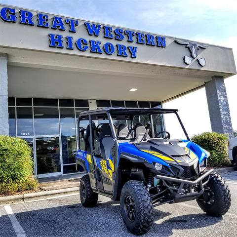 2019 Yamaha Wolverine X4 SE in Hickory, North Carolina