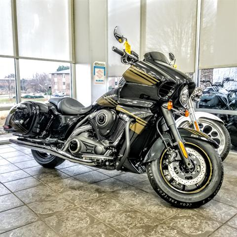 2019 Kawasaki Vulcan 1700 Vaquero ABS in Hickory, North Carolina - Photo 1
