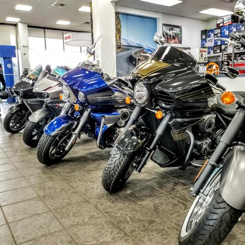 2019 Kawasaki Vulcan 1700 Vaquero ABS in Hickory, North Carolina - Photo 5