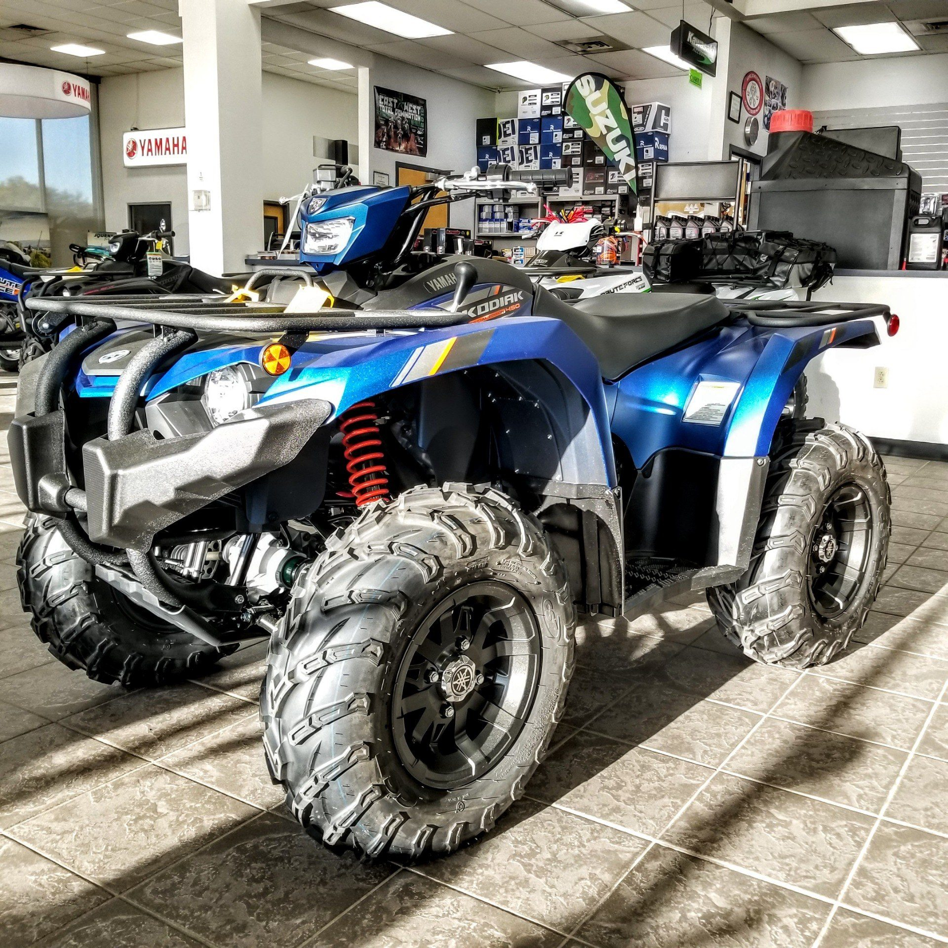 2019 Yamaha Kodiak 450 EPS SE in Hickory, North Carolina