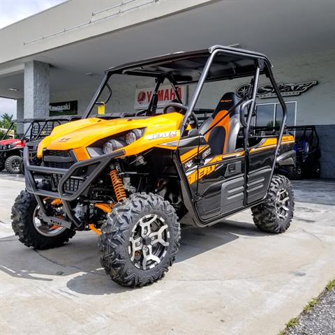 2019 Kawasaki Teryx LE in Hickory, North Carolina - Photo 4