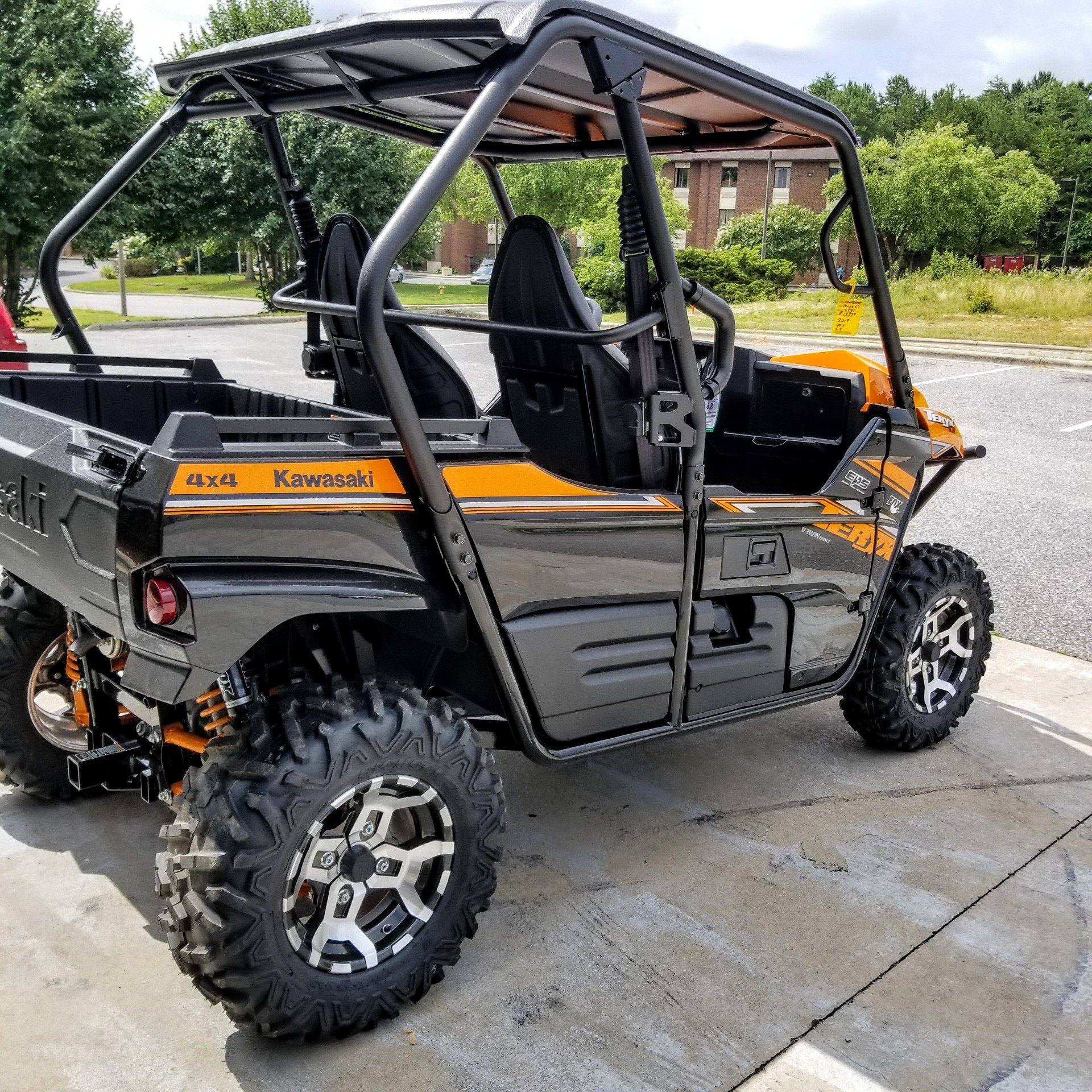2019 Kawasaki Teryx LE in Hickory, North Carolina - Photo 6