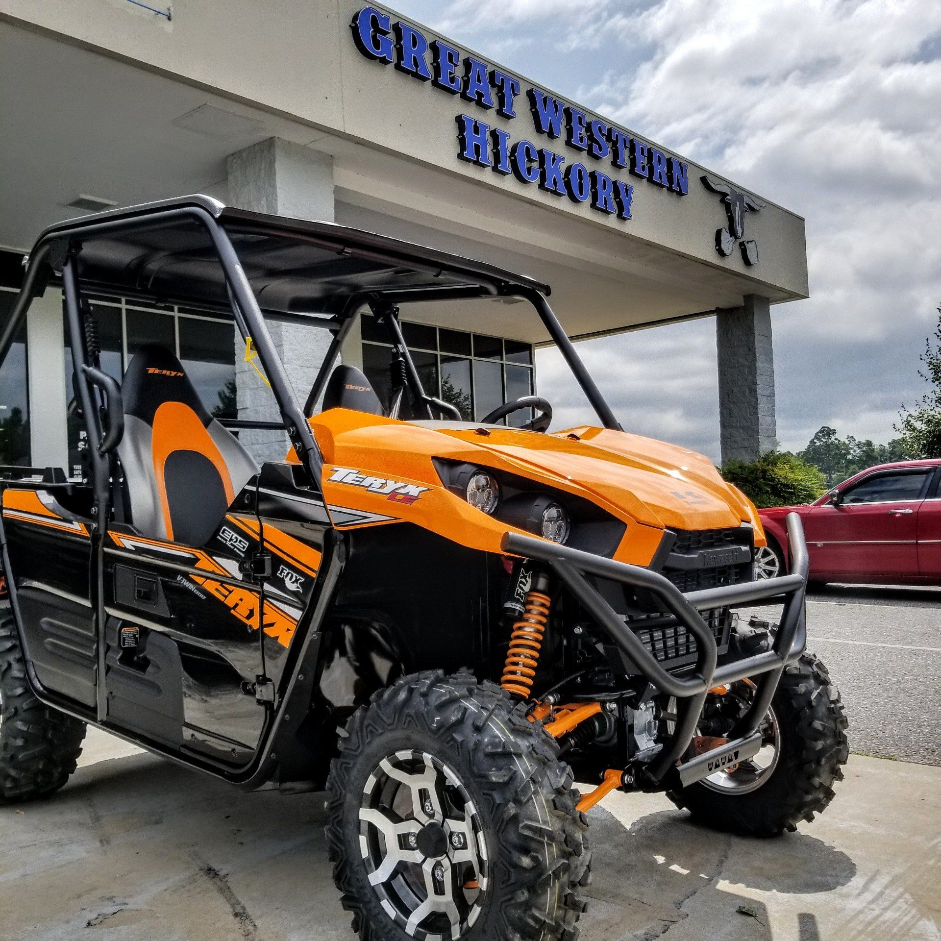2019 Kawasaki Teryx LE in Hickory, North Carolina - Photo 1