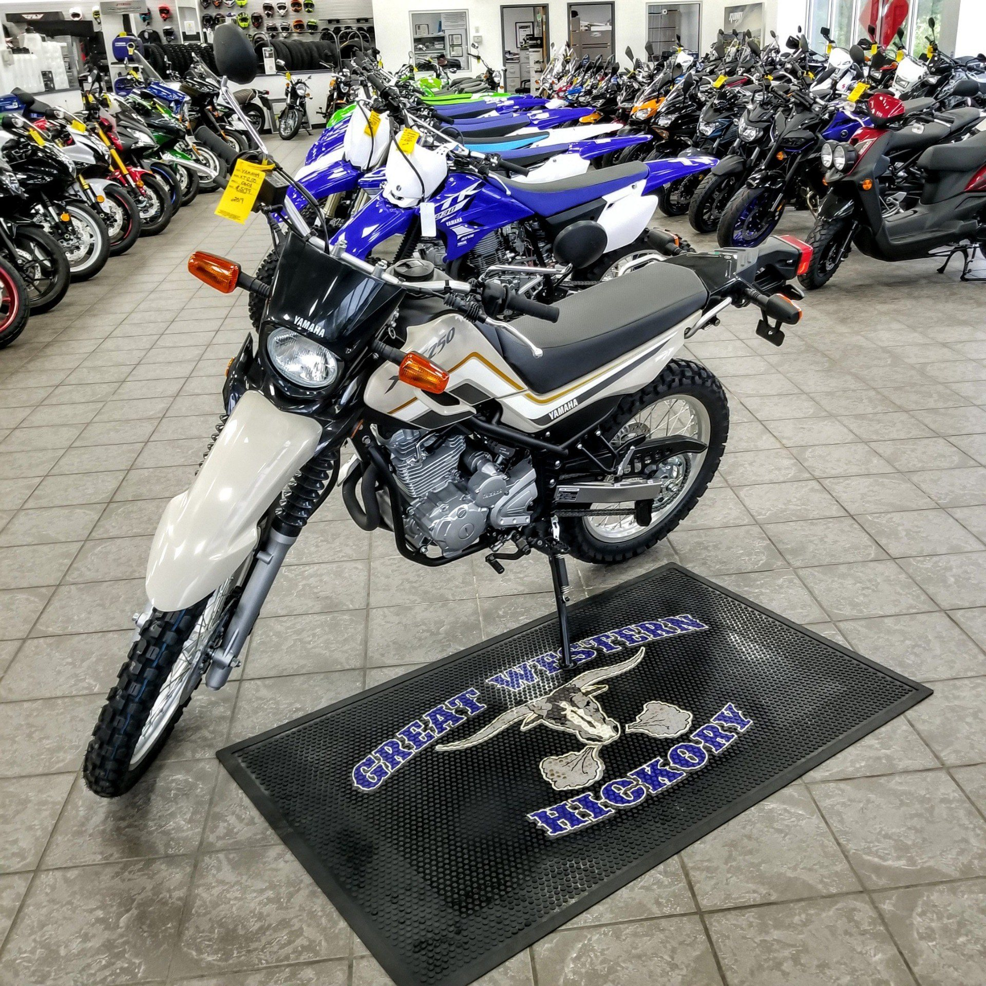 2019 Yamaha XT250 in Hickory, North Carolina