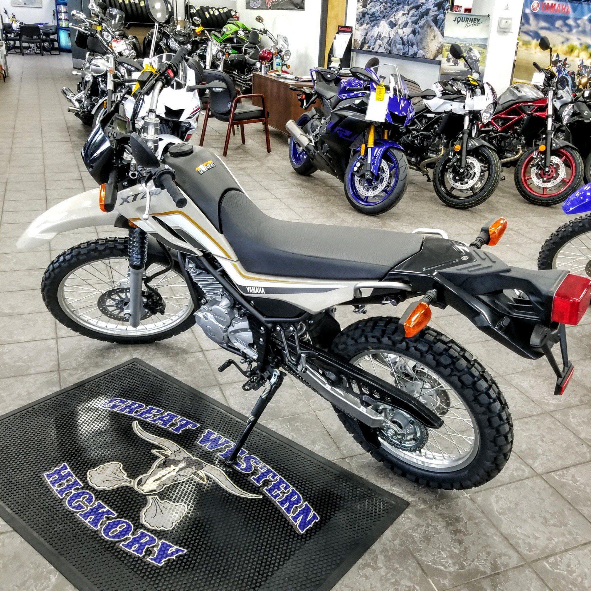 2019 Yamaha XT250 in Hickory, North Carolina