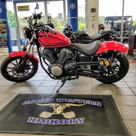 2016 Yamaha Bolt R-Spec in Hickory, North Carolina