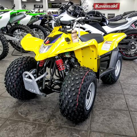 2019 Suzuki QuadSport Z50 in Hickory, North Carolina