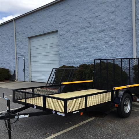 2020 TRIPLE CROWN 6.6 X 12 UTILITY TRAILER in Hickory, North Carolina - Photo 7