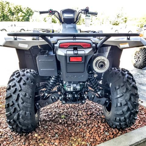 2019 Suzuki KingQuad 500AXi Power Steering SE+ in Hickory, North Carolina - Photo 4