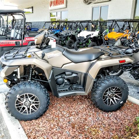 2019 Suzuki KingQuad 500AXi Power Steering SE+ in Hickory, North Carolina