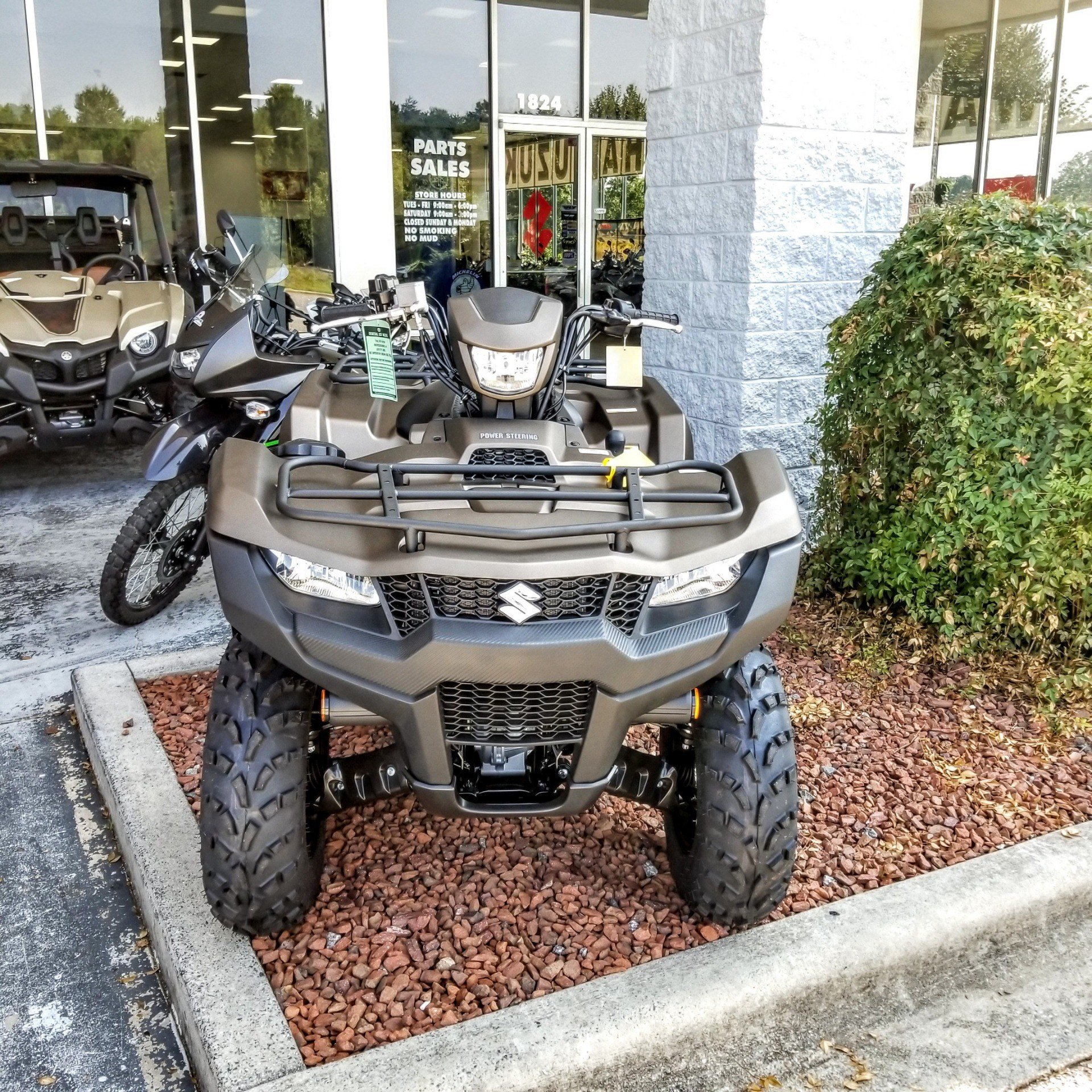 2019 Suzuki KingQuad 500AXi Power Steering SE+ in Hickory, North Carolina - Photo 2