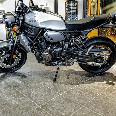 2018 Yamaha XSR700 in Hickory, North Carolina