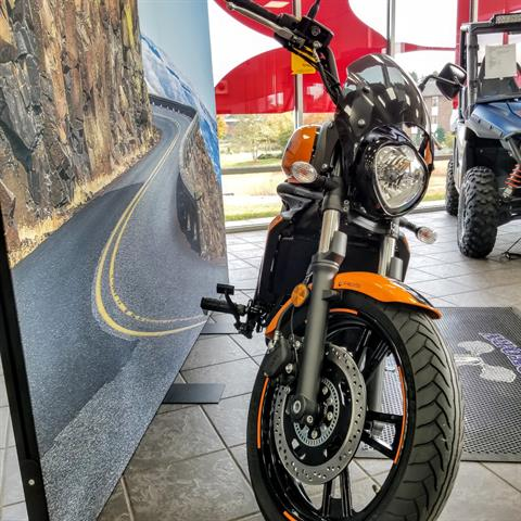 2019 Kawasaki Vulcan S ABS Café in Hickory, North Carolina - Photo 6