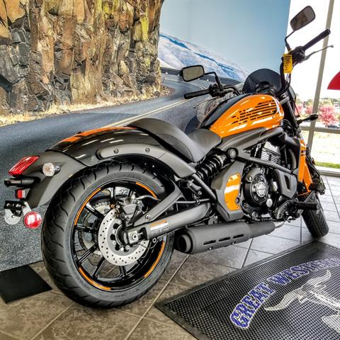 2019 Kawasaki Vulcan S ABS Café in Hickory, North Carolina - Photo 10