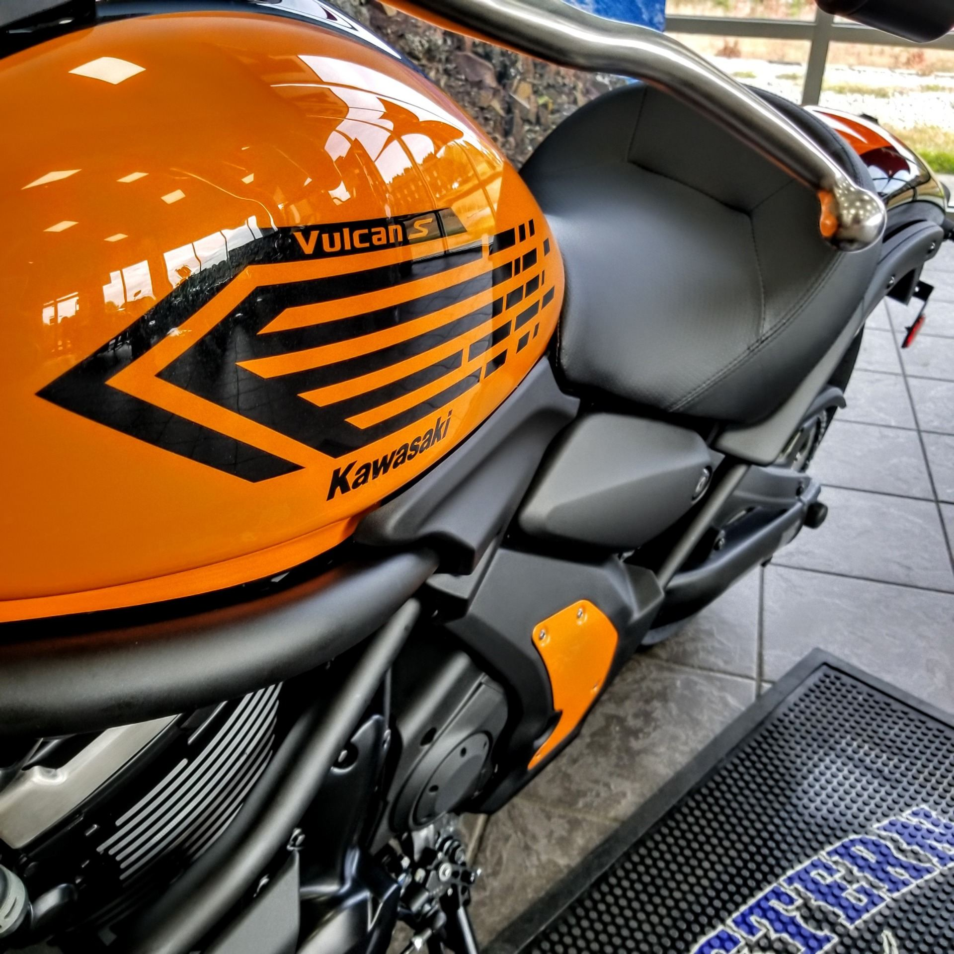 2019 Kawasaki Vulcan S ABS Café in Hickory, North Carolina - Photo 3