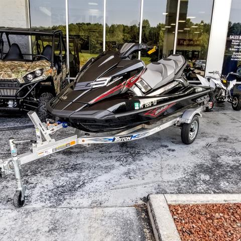 2016 Yamaha FX Cruiser SVHO in Hickory, North Carolina