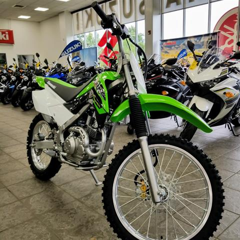 2019 Kawasaki KLX 140L in Hickory, North Carolina