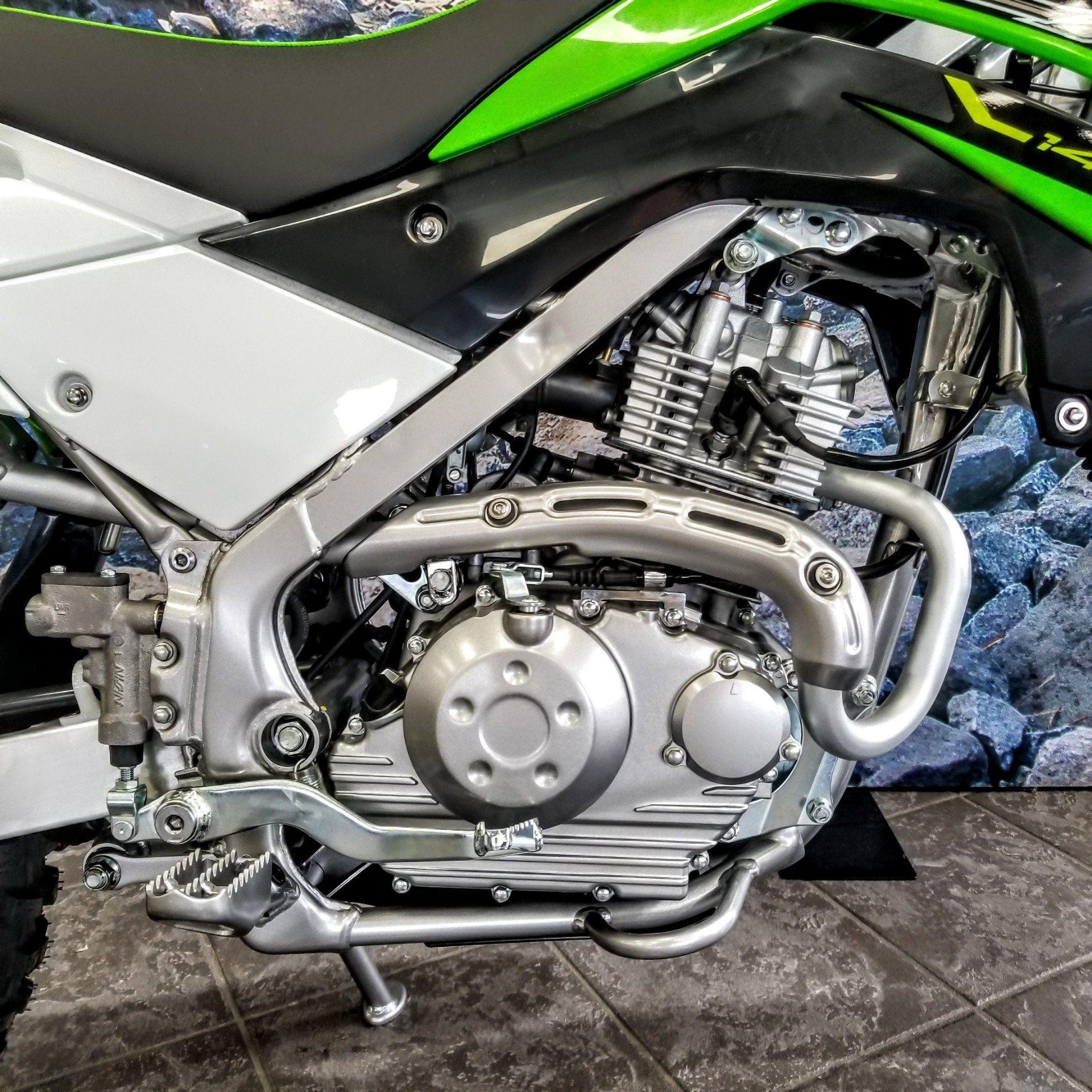 New 2019 Kawasaki Klx 140l Motorcycles In Hickory Nc Stock Number Wiring Harness North Carolina