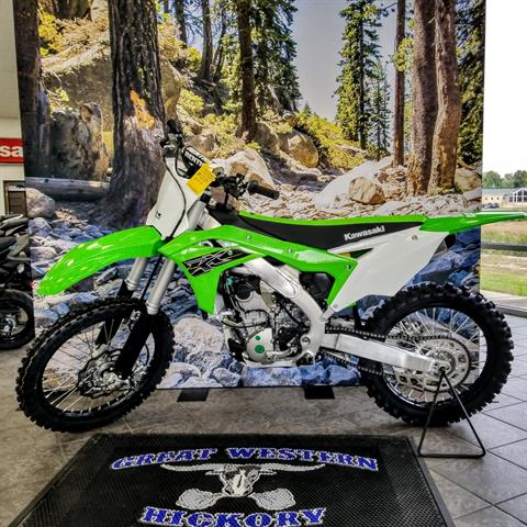 2019 Kawasaki KX 250 in Hickory, North Carolina