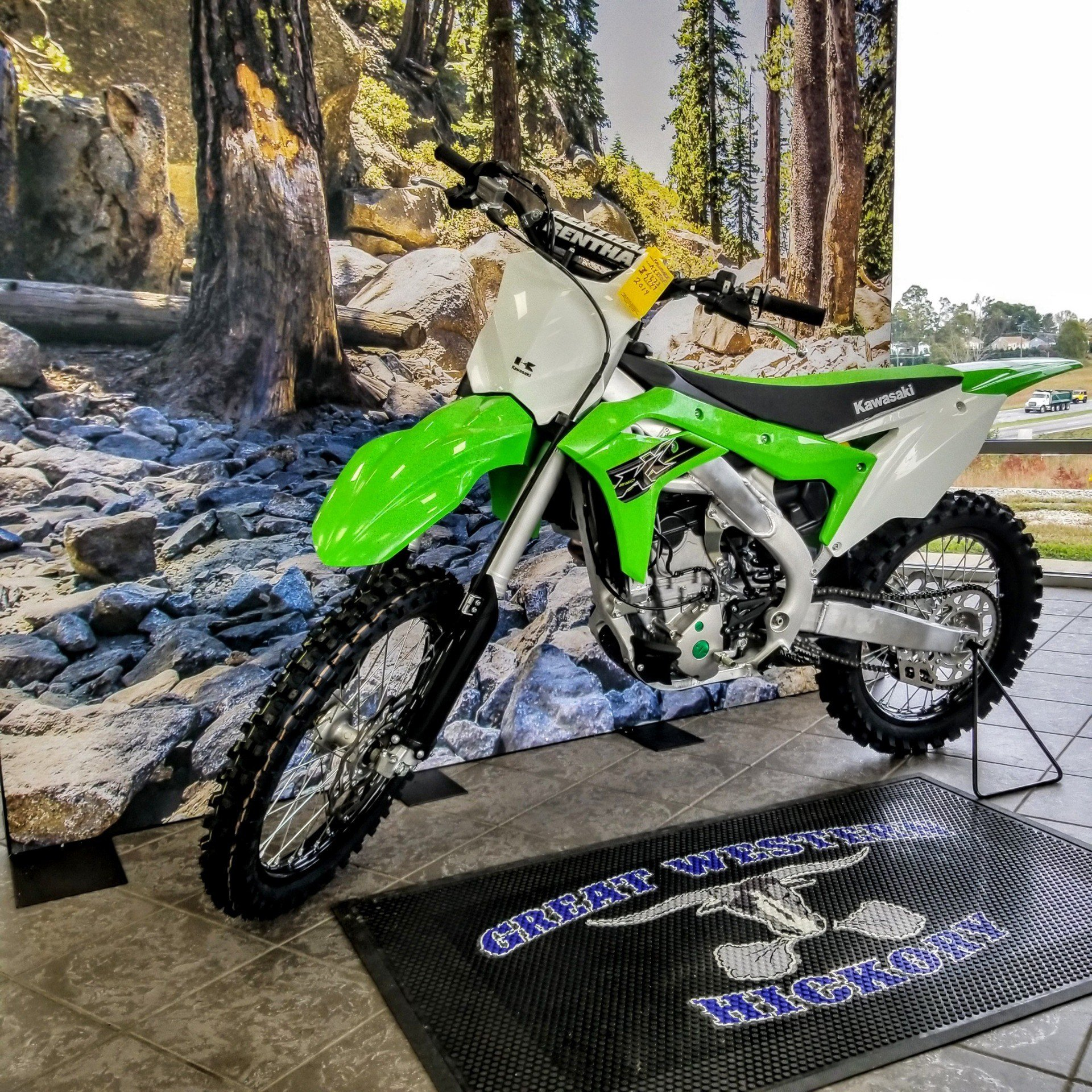 2019 Kawasaki KX 250 in Hickory, North Carolina - Photo 4