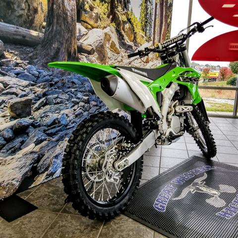 2019 Kawasaki KX 250 in Hickory, North Carolina - Photo 8