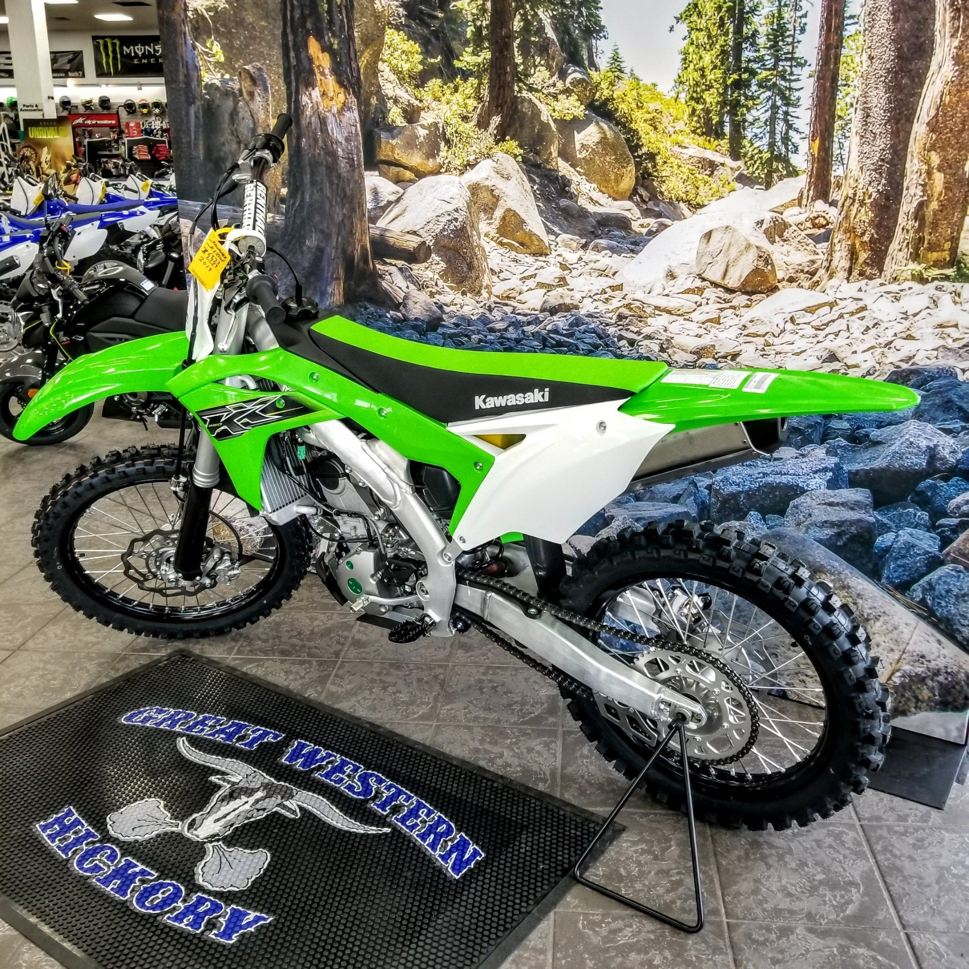 2019 Kawasaki KX 250 in Hickory, North Carolina - Photo 2