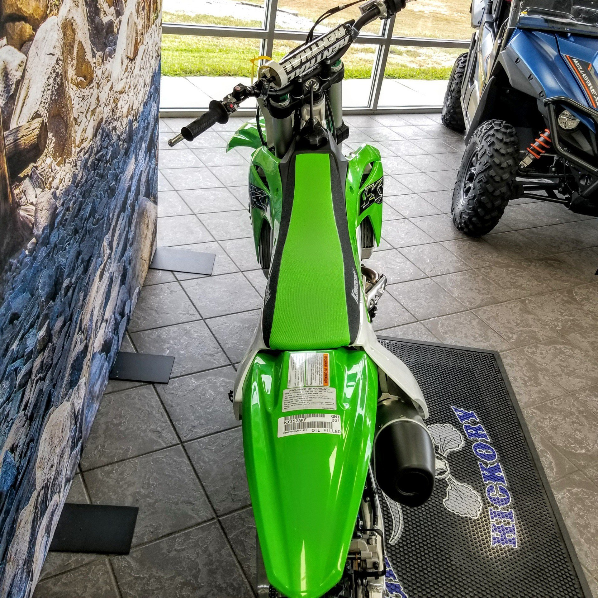 2019 Kawasaki KX 250 in Hickory, North Carolina - Photo 11