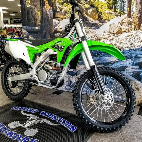2019 Kawasaki KX 250 in Hickory, North Carolina - Photo 9