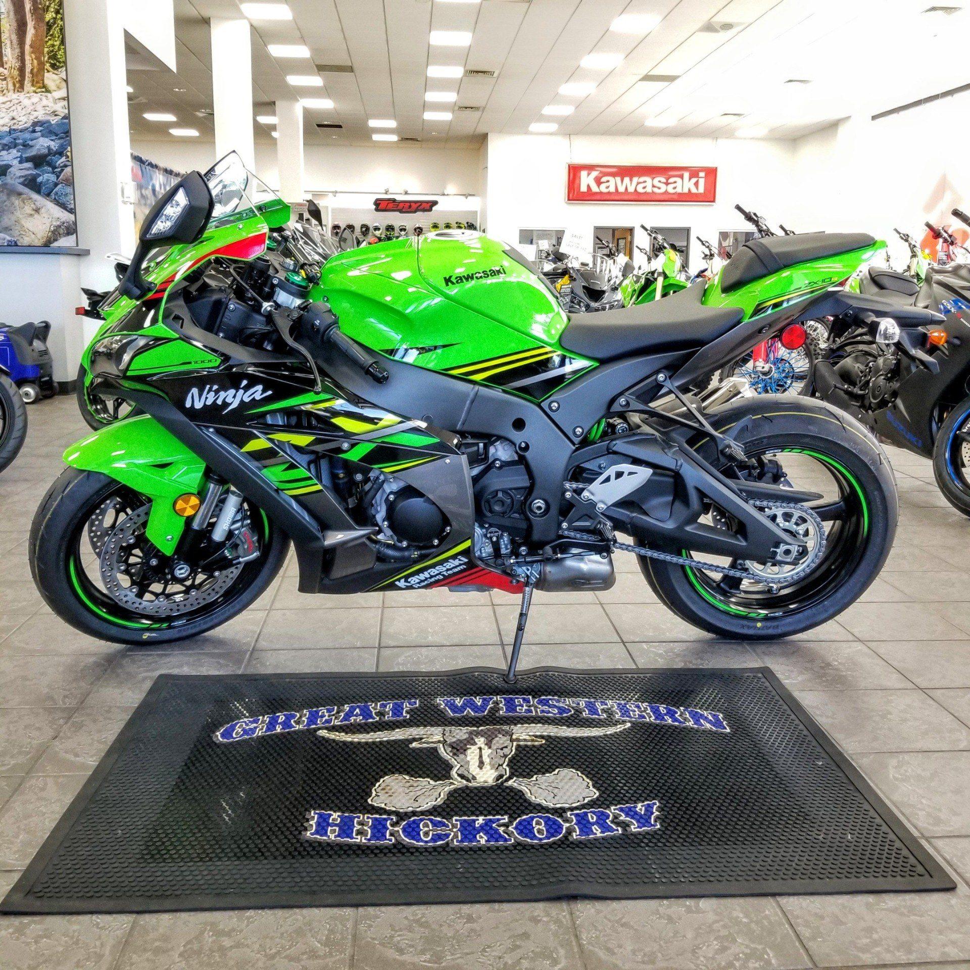 2019 Kawasaki Ninja Zx 10r Abs Krt Edition In Hickory North Carolina