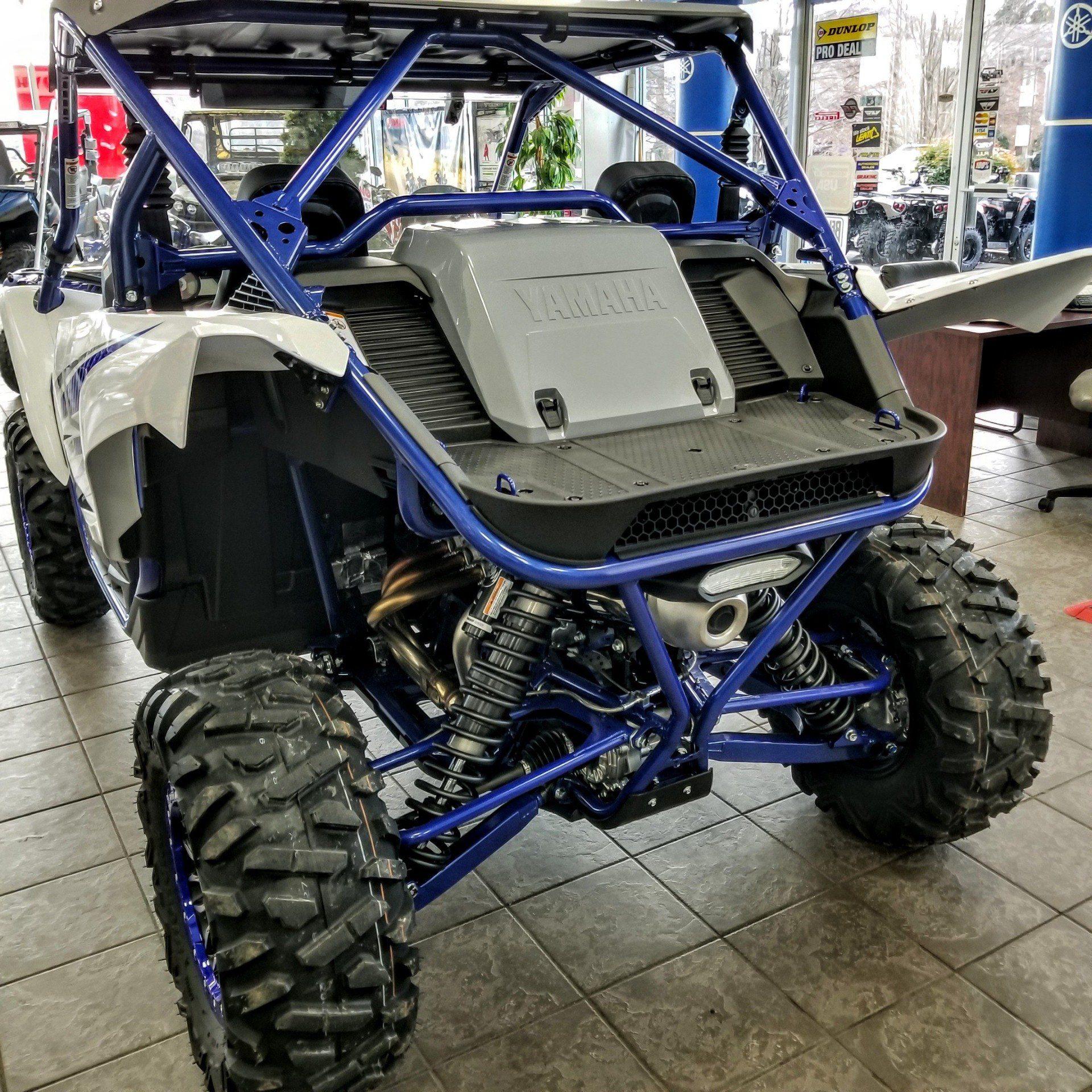 2019 Yamaha YXZ1000R SS SE in Hickory, North Carolina