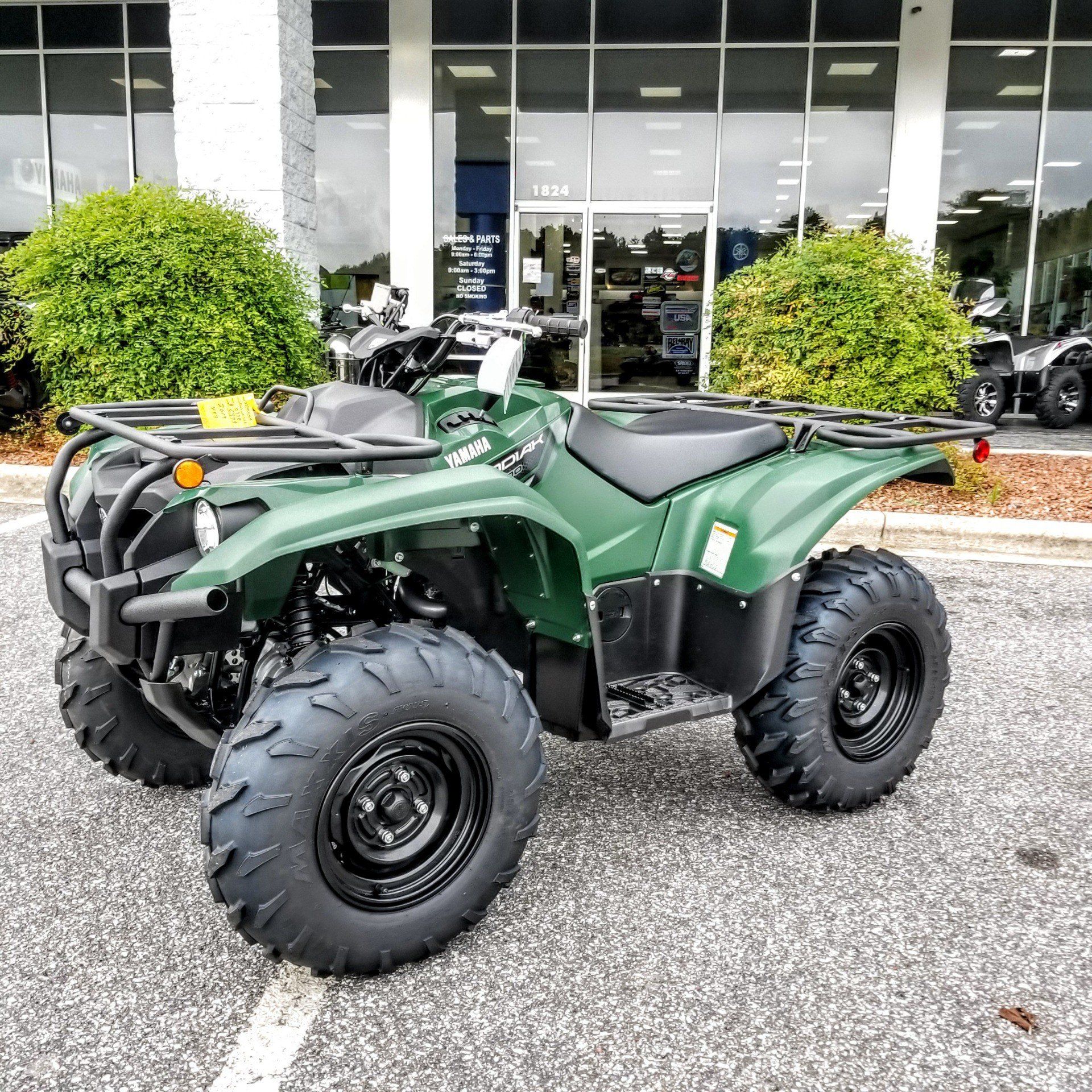 2019 Yamaha Kodiak 700 in Hickory, North Carolina - Photo 2