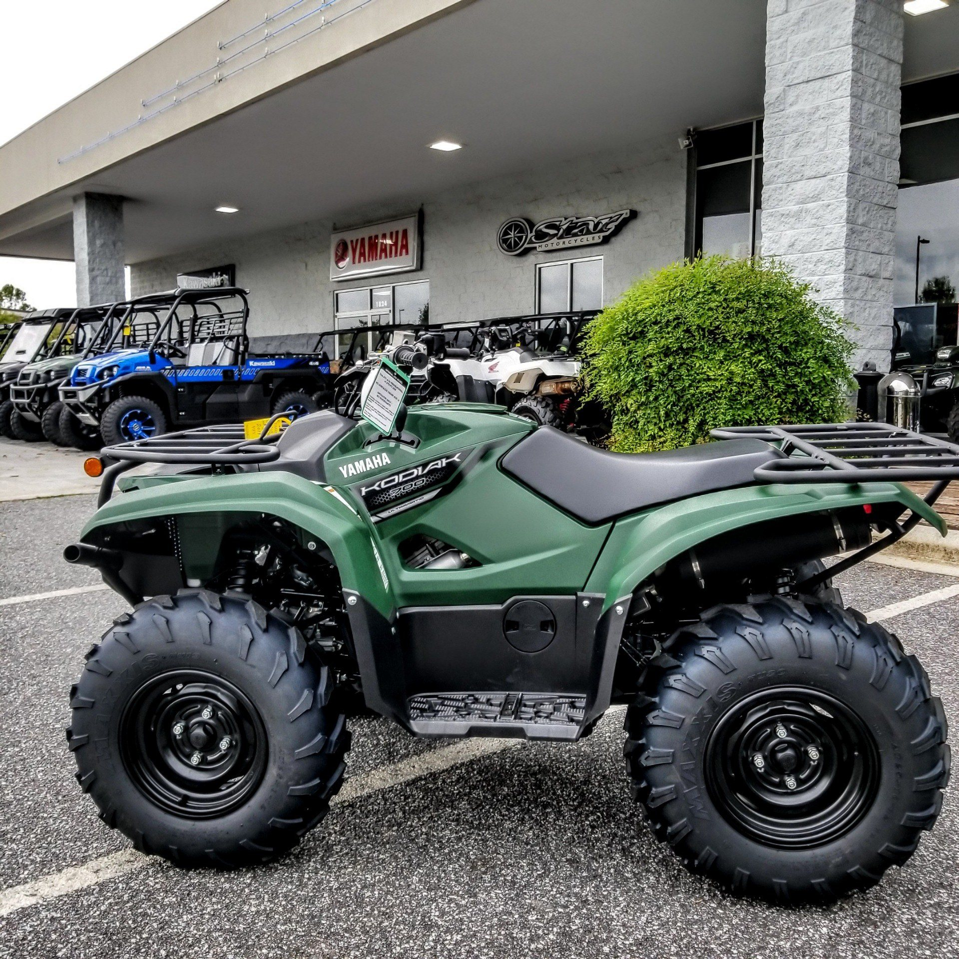 2019 Yamaha Kodiak 700 in Hickory, North Carolina - Photo 4