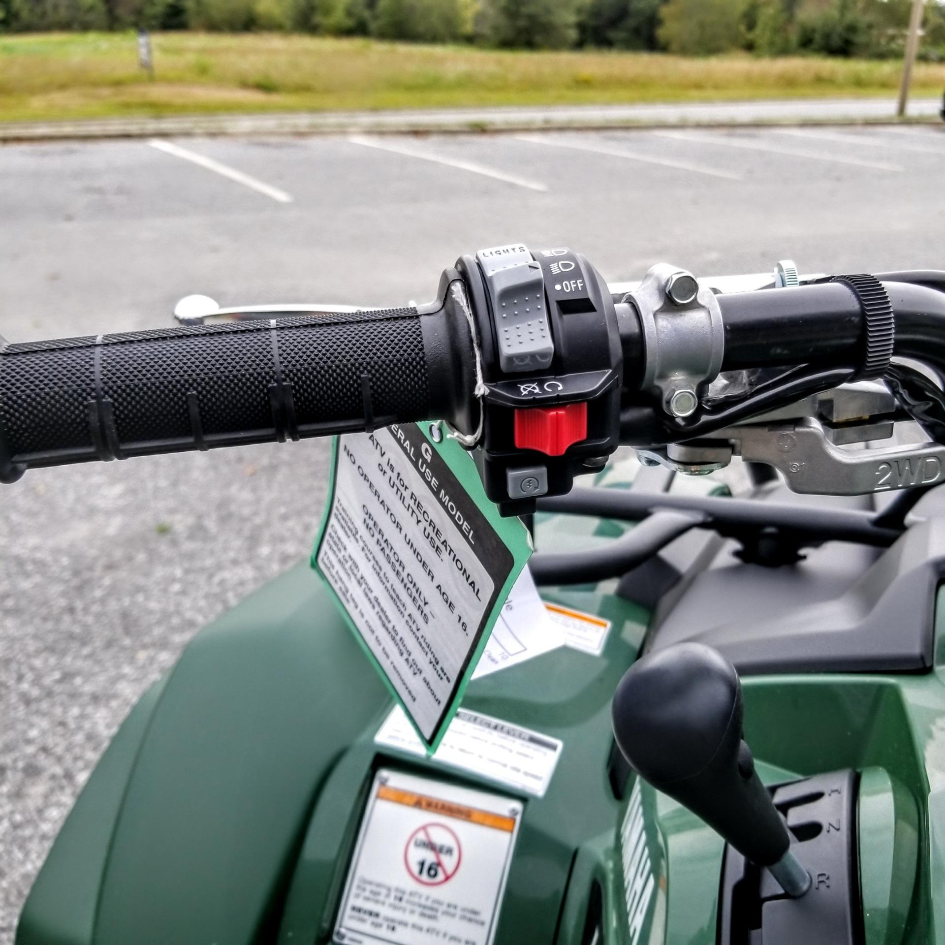 2019 Yamaha Kodiak 700 in Hickory, North Carolina - Photo 10
