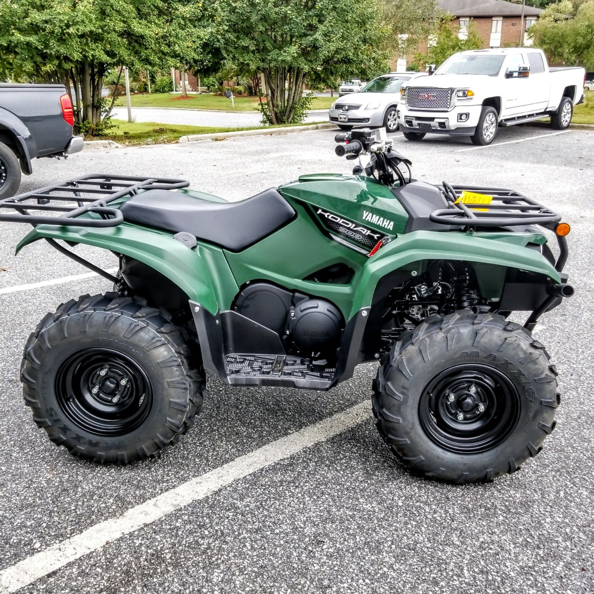 2019 Yamaha Kodiak 700 in Hickory, North Carolina - Photo 6