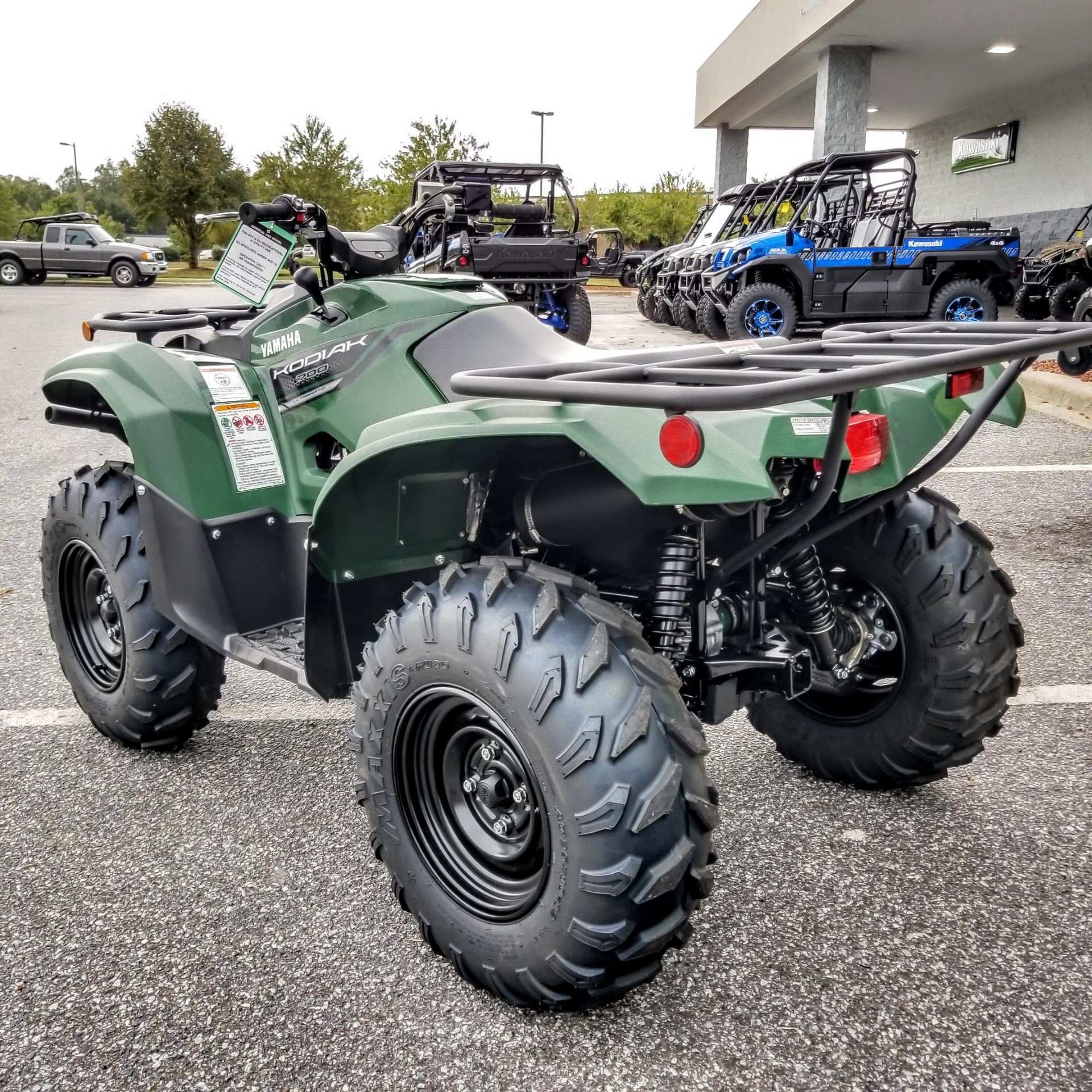 2019 Yamaha Kodiak 700 in Hickory, North Carolina - Photo 7