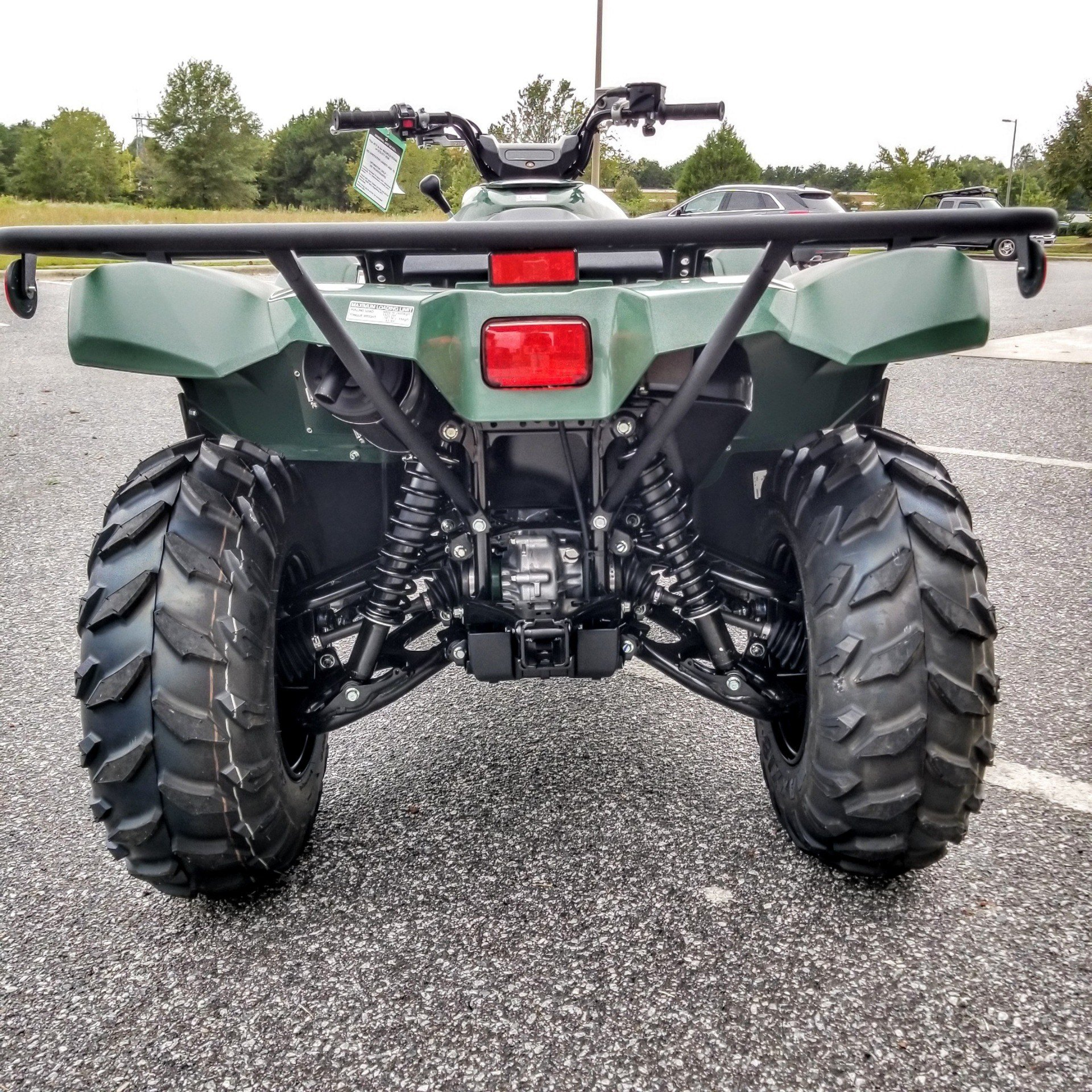 2019 Yamaha Kodiak 700 in Hickory, North Carolina - Photo 8