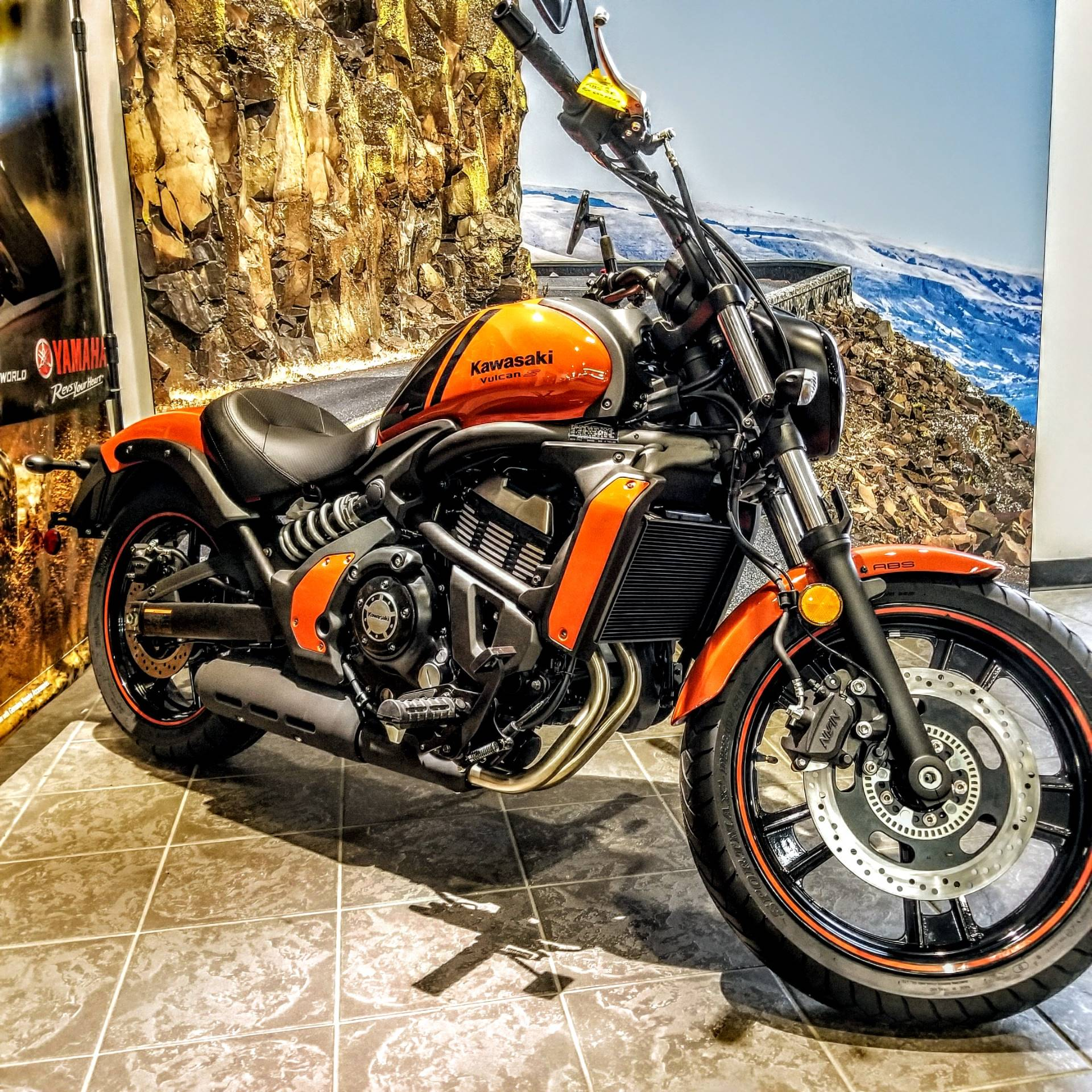 2018 Kawasaki Vulcan S ABS SE in Hickory, North Carolina