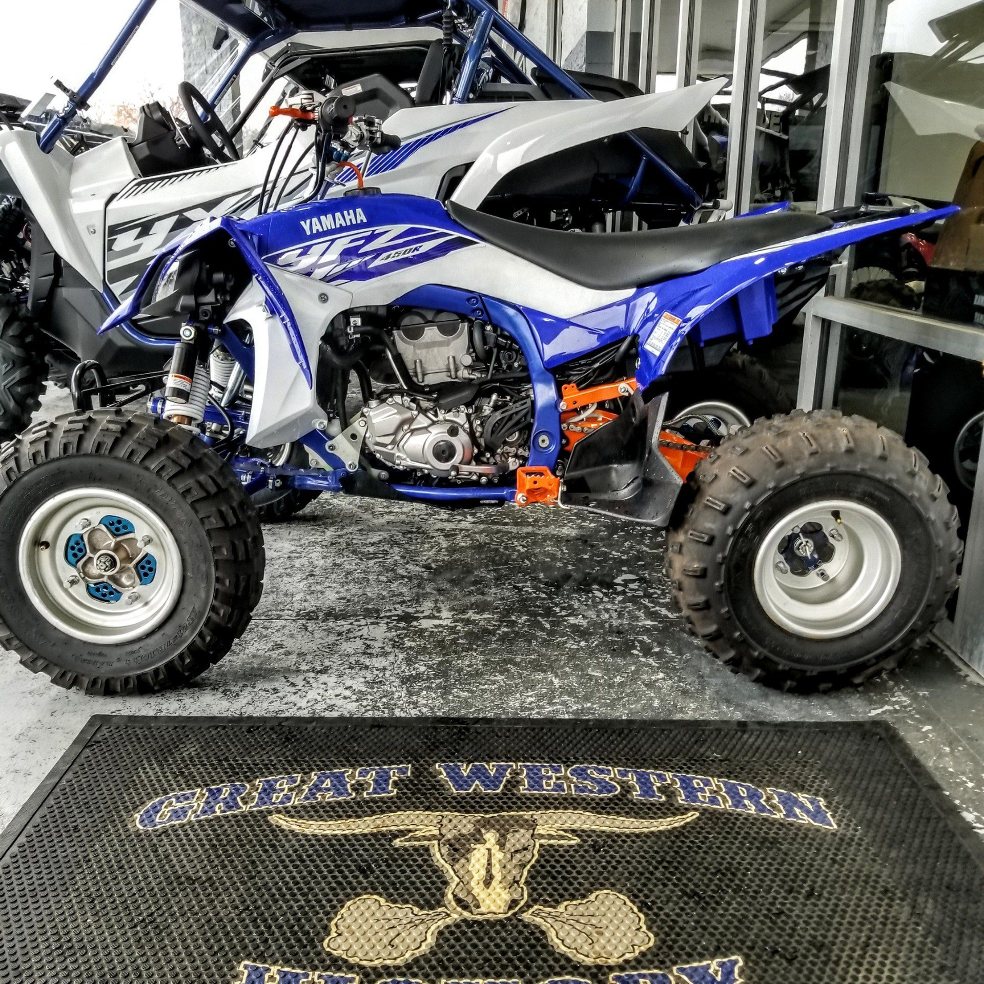 2018 Yamaha YFZ450R for sale 104082