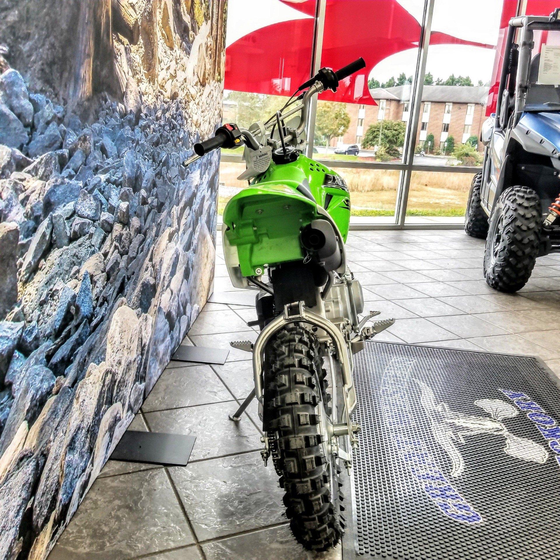 2019 Kawasaki KLX 110L in Hickory, North Carolina
