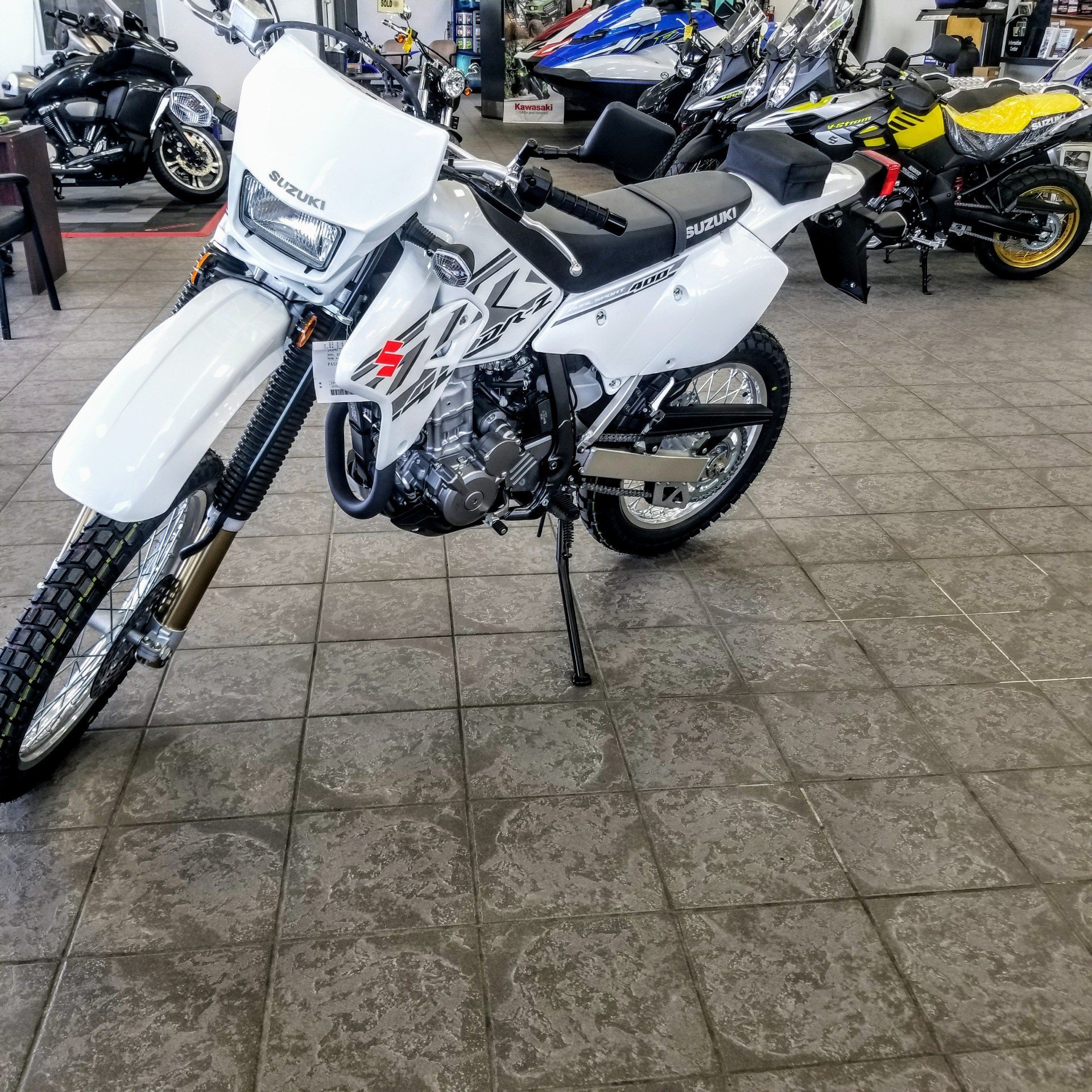 2018 Suzuki DR-Z400S in Hickory, North Carolina