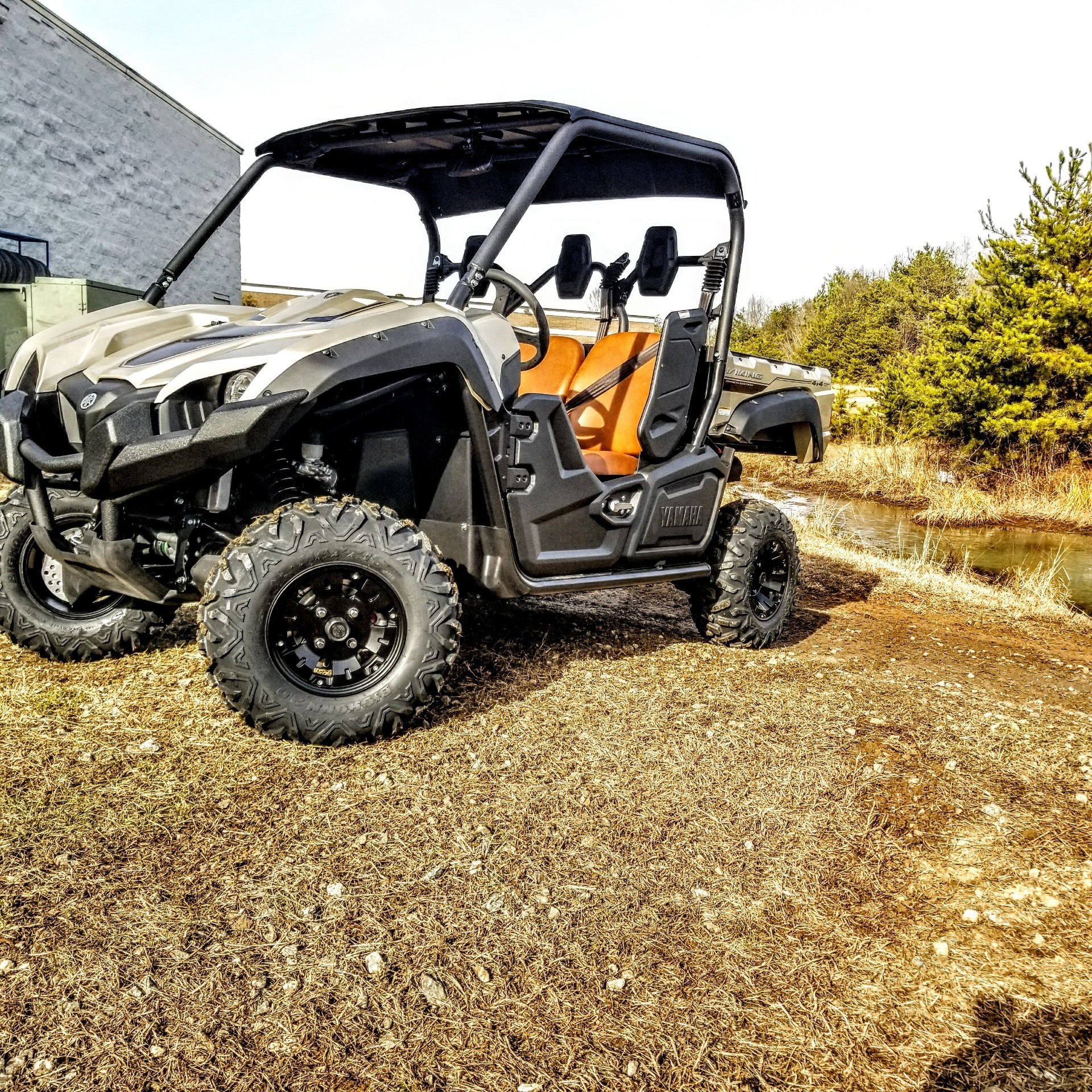 2019 Yamaha Viking EPS Ranch Edition in Hickory, North Carolina - Photo 1