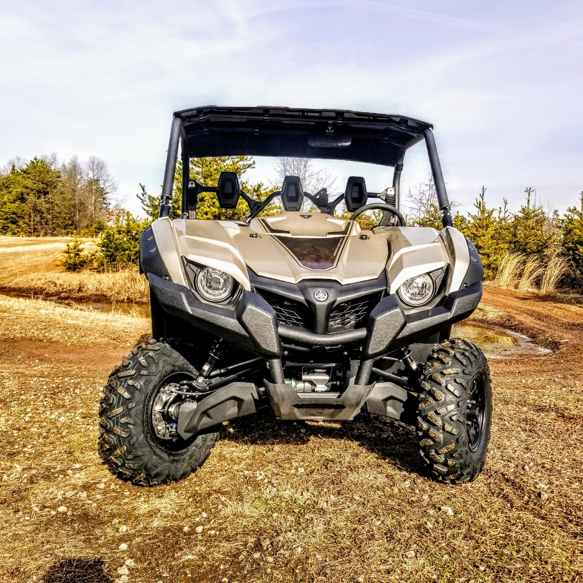 2019 Yamaha Viking EPS Ranch Edition in Hickory, North Carolina - Photo 2