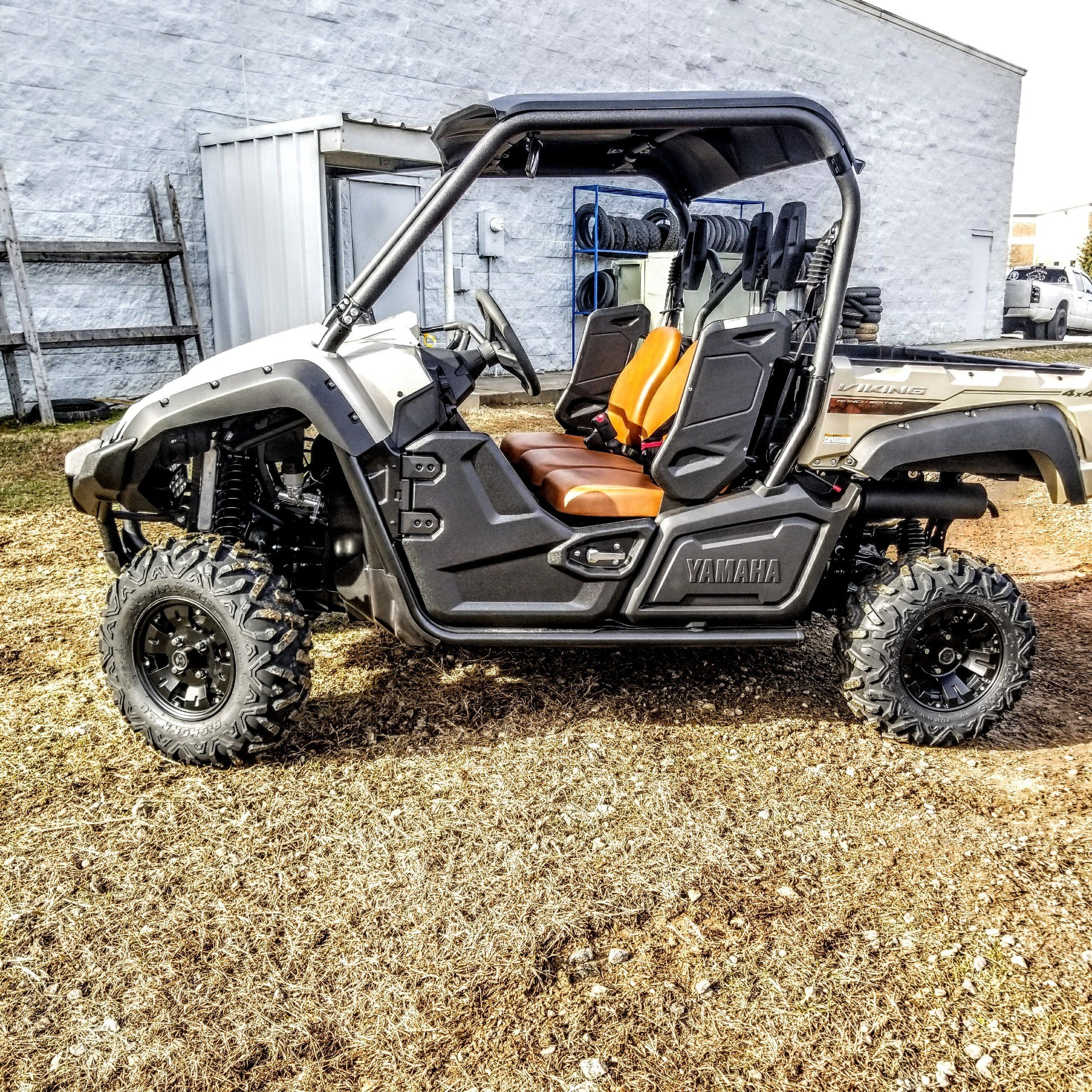 2019 Yamaha Viking EPS Ranch Edition in Hickory, North Carolina - Photo 20
