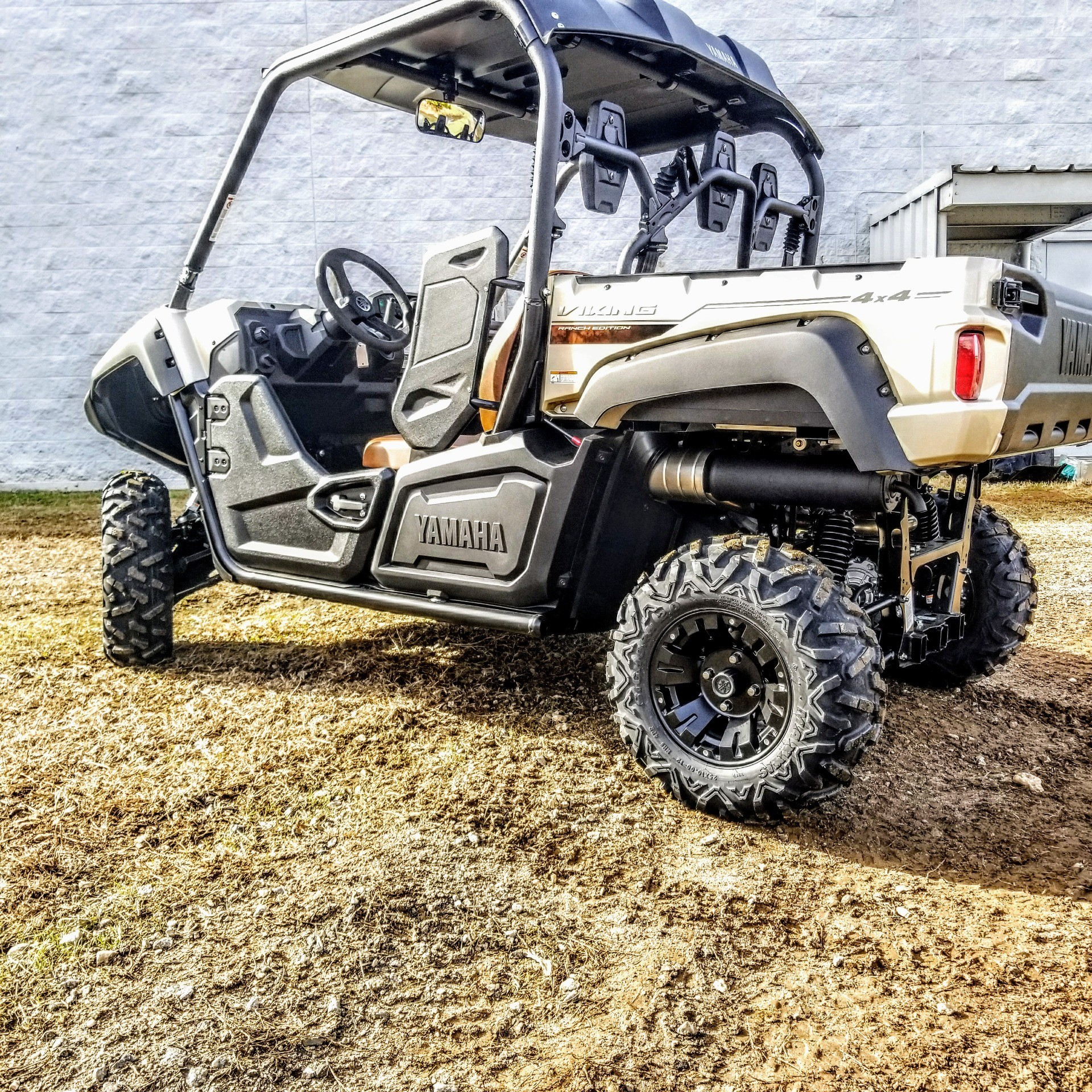 2019 Yamaha Viking EPS Ranch Edition in Hickory, North Carolina