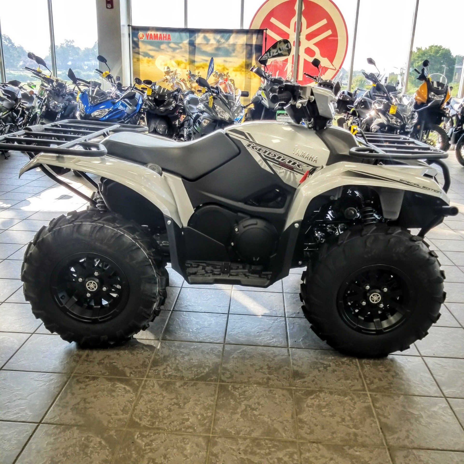 2018 Yamaha Kodiak 700 EPS SE 2