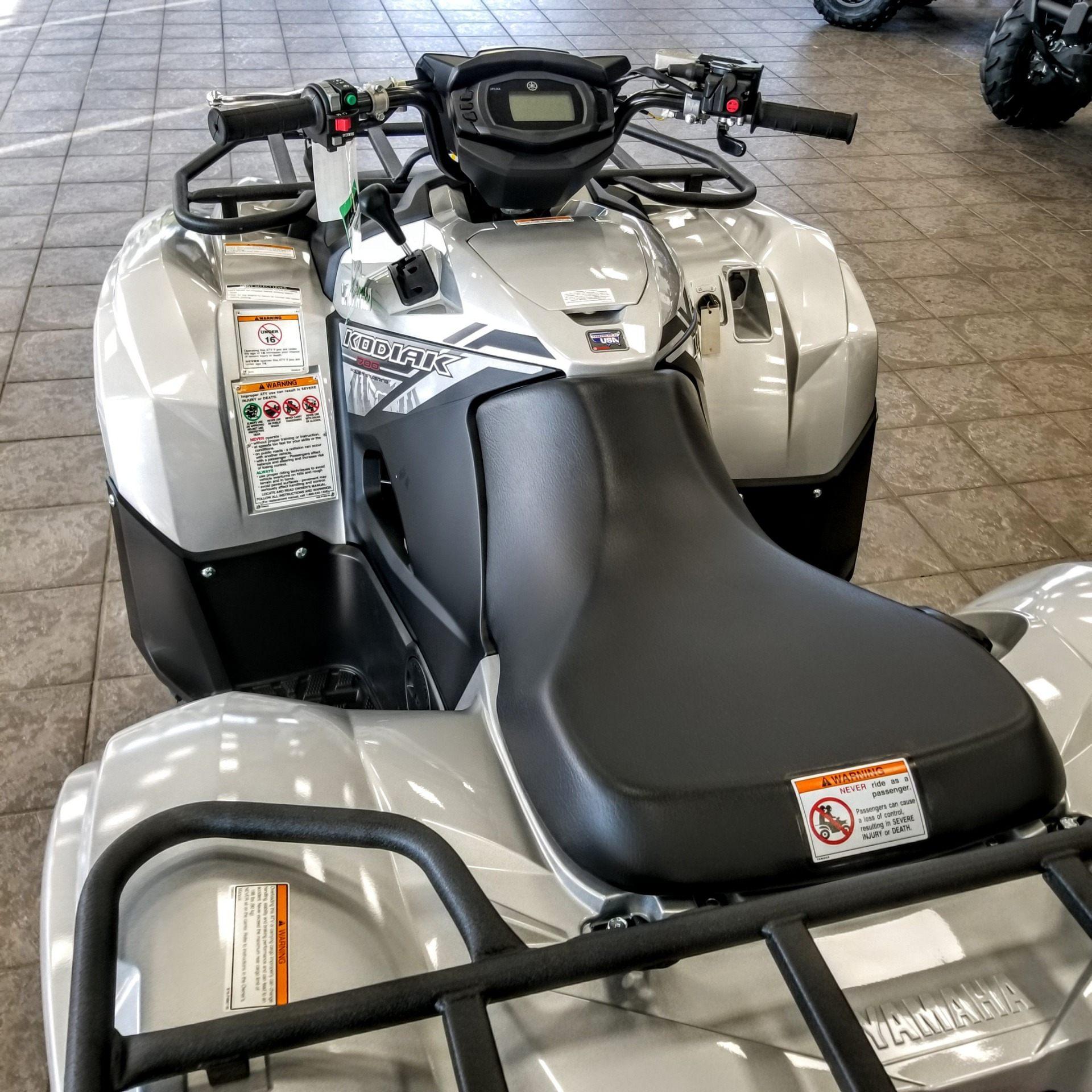 2018 Yamaha Kodiak 700 EPS SE 5