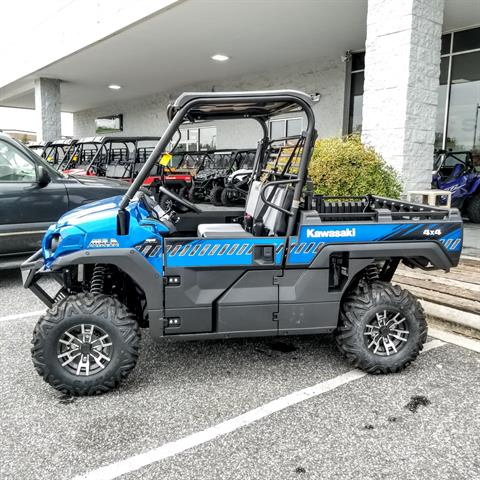 2019 Kawasaki Mule PRO-FXR in Hickory, North Carolina