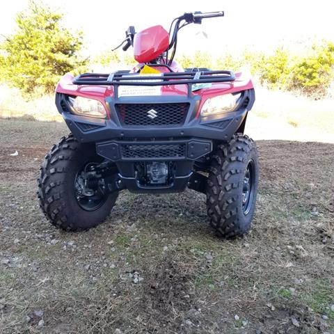 2016 Suzuki KingQuad 750AXi Power Steering in Hickory, North Carolina