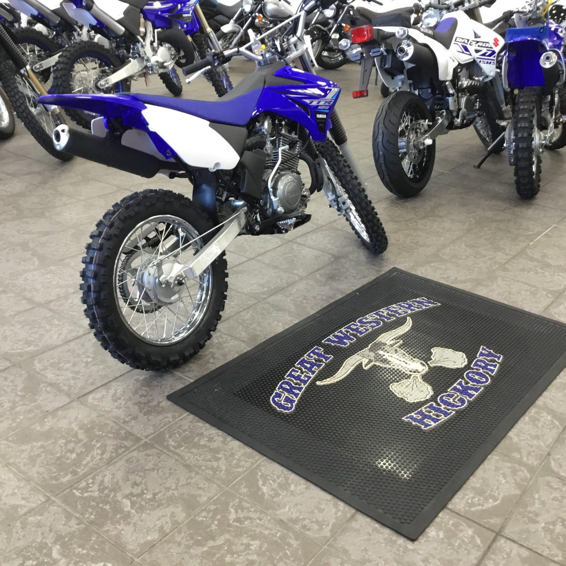 2020 Yamaha TT-R125LE 2